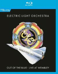 Cover Electric Light Orchestra - Out Of The Blue - Live At Wembley [DVD]